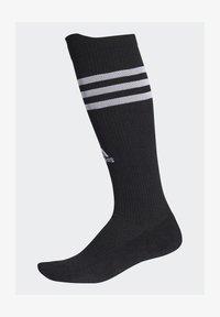 adidas Performance - TECHFIT COMPRESSION OVER-THE-CALF SOCKS - Sports socks - black/white - 0