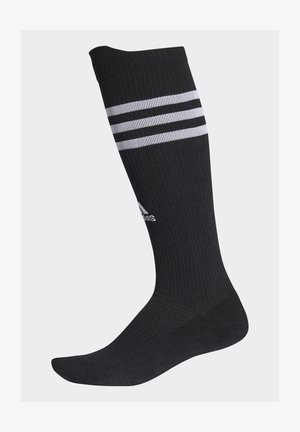 TECHFIT COMPRESSION OVER-THE-CALF SOCKS - Sportsokken - black/white