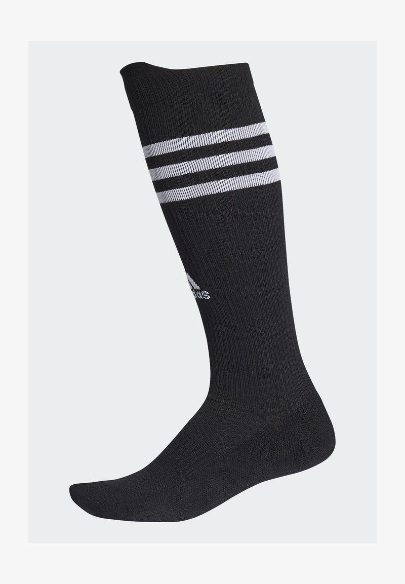 adidas Performance - TECHFIT COMPRESSION OVER-THE-CALF SOCKS - Sports socks - black/white