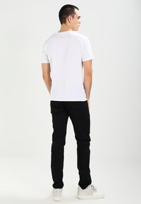 G-Star - 3301 SLIM - Jeans slim fit - ita black superstretch - 2