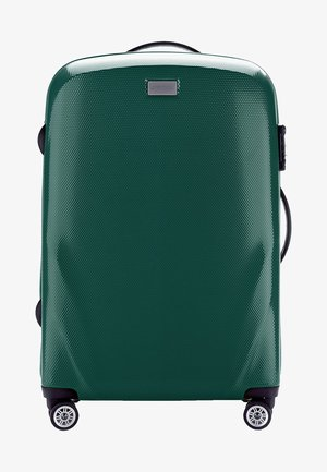 MITTLERER KOFFER - Wheeled suitcase - green