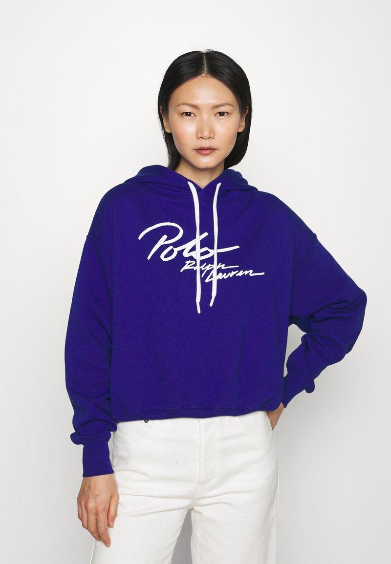 Polo Ralph Lauren - SEASONAL LONG SLEEVE - Huppari - heritage royal