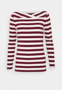 Esprit Collection - Long sleeved top - bordeaux red - 0