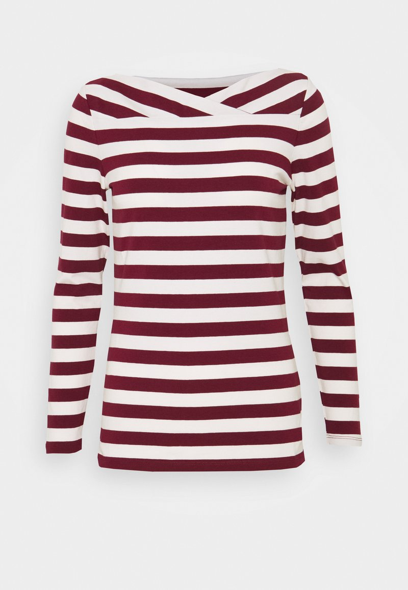 Esprit Collection - Long sleeved top - bordeaux red