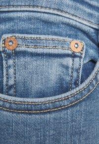 Weekday - BODY HIGH - Jeans Skinny Fit - bleecker blue - 5