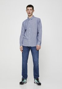 PULL&BEAR - Chemise - light-blue denim - 1