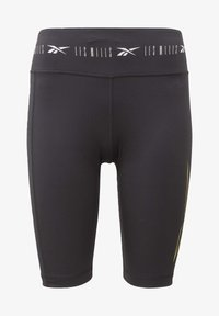 Reebok - LES MILLS® BIKE SHORTS - kurze Sporthose - black - 6