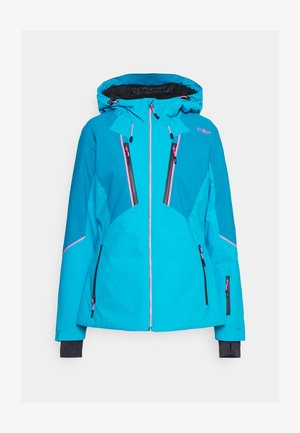 WOMAN JACKET FIX HOOD - Skijakke - danubio