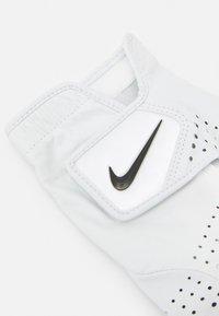 Nike Performance - LEFT HAND TOUR CLASSIC  REG - Gloves - pearl white/black - 2