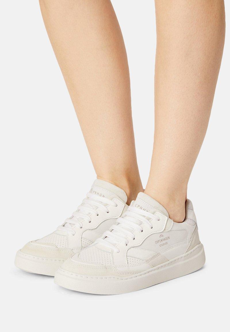Copenhagen - CPH560 - Sneakers laag - white