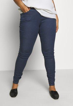 LONG AMY SUPER - Jeans Skinny Fit - vintage indigo