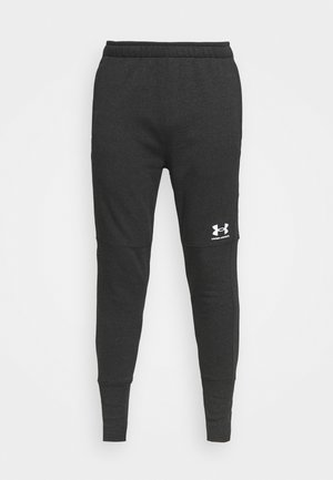 ACCELERATE OFF-PITCH JOGGER - Tracksuit bottoms - black/white