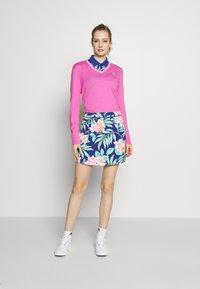 Polo Ralph Lauren Golf - SKORT - Sportovní sukně - blue - 1