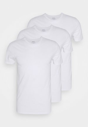 3 PACK - Camiseta interior - white