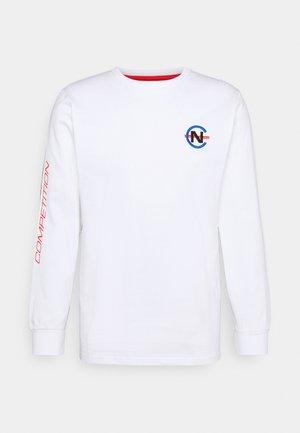 LAVEER - Camiseta de manga larga - white