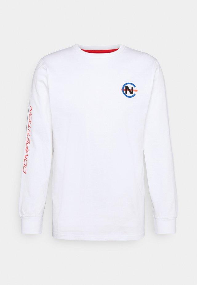 LAVEER - Maglietta a manica lunga - white