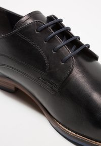 Salamander - SIENNO - Smart lace-ups - black