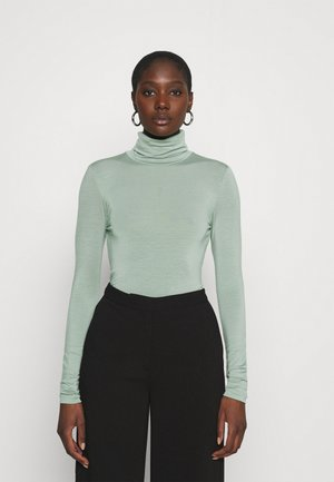 SIRIN ROLLNECK - Long sleeved top - slate gray