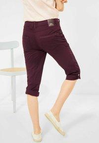 Cecil - Denim shorts - rot - 1