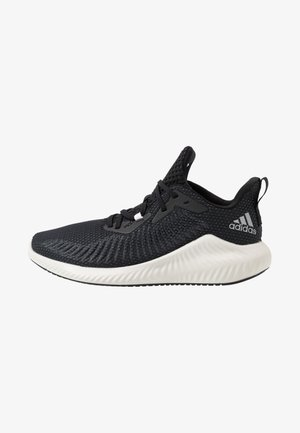 ALPHABOUNCE 3 - Neutral running shoes - core black/silver metallic
