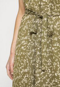 Freequent - Day dress - burnt olive mix - 5