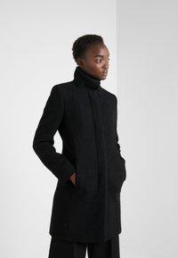 HUGO - MALU - Płaszcz wełniany /Płaszcz klasyczny - black - 0