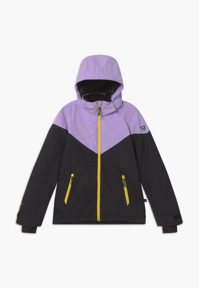 Brunotti - SHEERWATER GIRLS - Snowboardová bunda - lavender