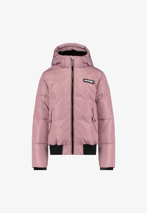 AVIGNON - Winter jacket - moauve pink