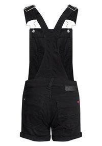 WE Fashion - Tuinbroek - black - 4