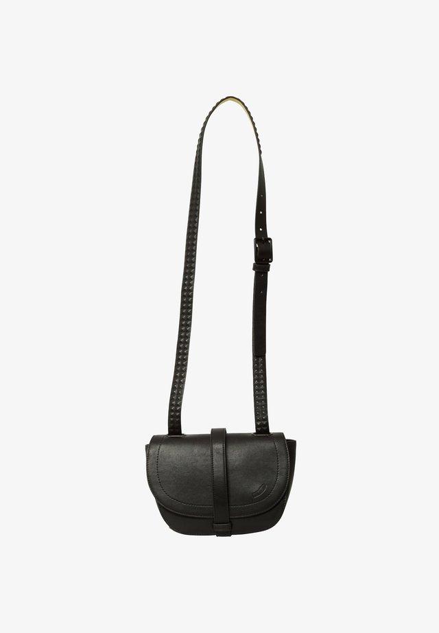 STONESTUDY  - Across body bag - black