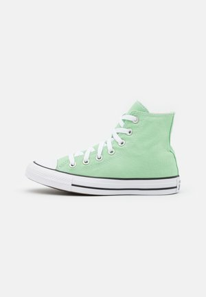 CHUCK TAYLOR ALL STAR UNISEX - Høye joggesko - ceramic green