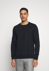 Burton Menswear London - 2 PACK - Sweater - navy - 1