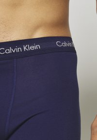 Calvin Klein Underwear - TRUNK 3 PACK - Pants - minnow/horoscope/inferno - 9