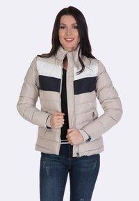 Felix Hardy - Winter jacket - grey - 0