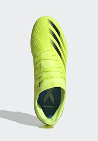 adidas Performance - X GHOSTED.3 SG FUTBALLSCHUH - Moulded stud football boots - yellow - 3