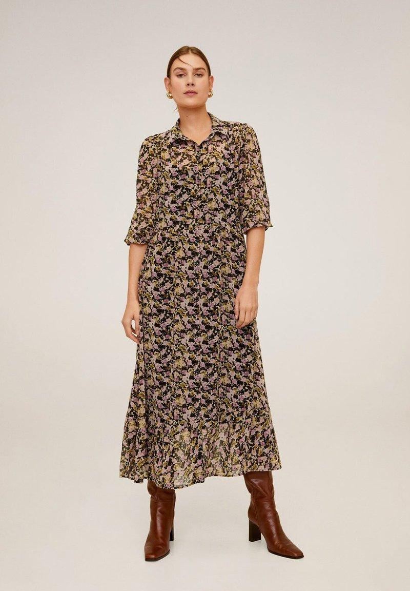 Mango - SHAN - Maxi dress - khaki