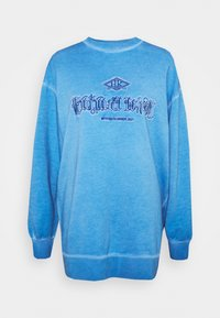 RELAXED CREW - Mikina - faded blue