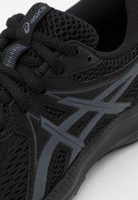 ASICS - GEL CONTEND 7 - Scarpe running neutre - black/carrier grey - 5
