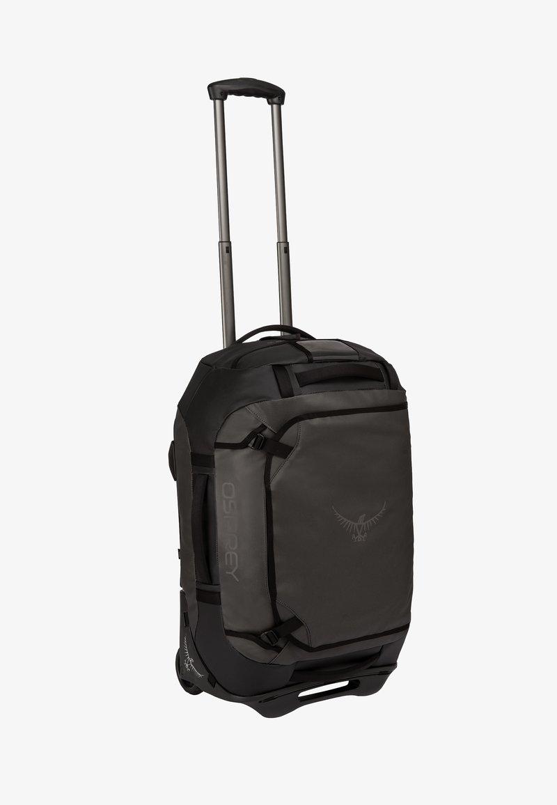 Osprey - TRANSPORTER - Wheeled suitcase - black