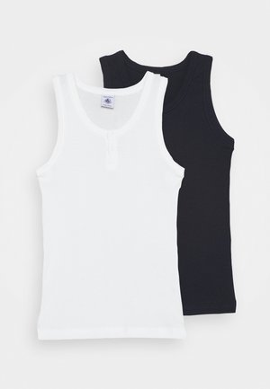 BASIC DEBARDEURS 2 PACK  - Undershirt - variante