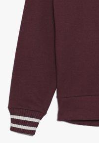 Unauthorized - TED - Sweatshirt - burgundy - 2