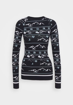 SKI BASE LAYER  - Jumper - navy blue