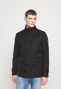 Strellson - AVERSA - Classic coat - black - 0