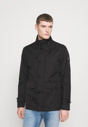 AVERSA - Cappotto classico - black