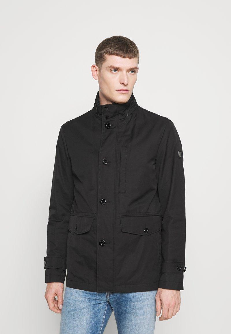 Strellson - AVERSA - Classic coat - black