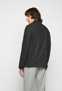 Filippa K - LOUIS JACKET - Lehká bunda - dark grey - 2