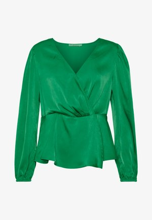 NILALC BLOUSE - Blouse - jolly green