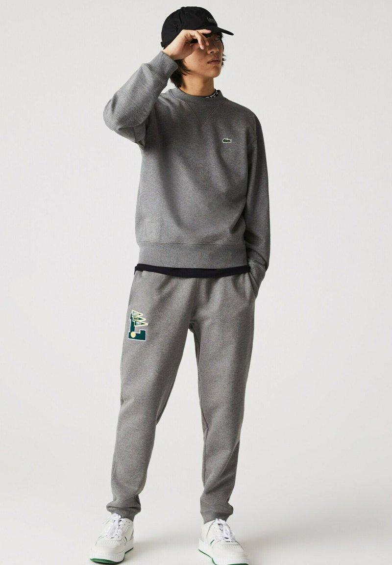 Lacoste - Jumper - gris chine
