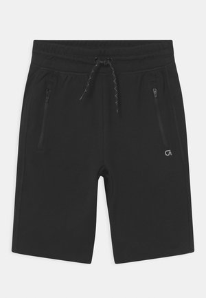 BOY FIT TECH - Shorts - true black