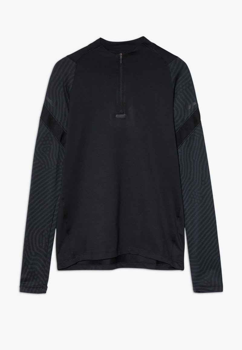 Nike Performance - DRY STRIKE - Sports shirt - black/black/anthracite/black
